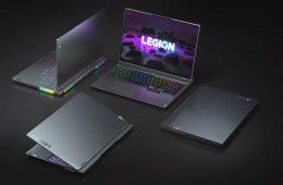 Lenovo Legion Lineup CES 2021