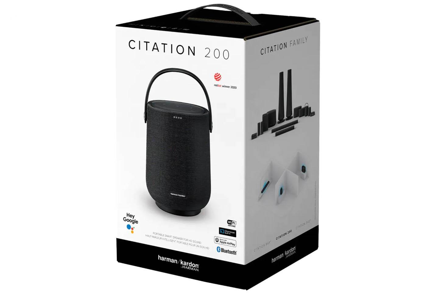 Harmon Kardon Citation 200 Wireless Smart Speaker