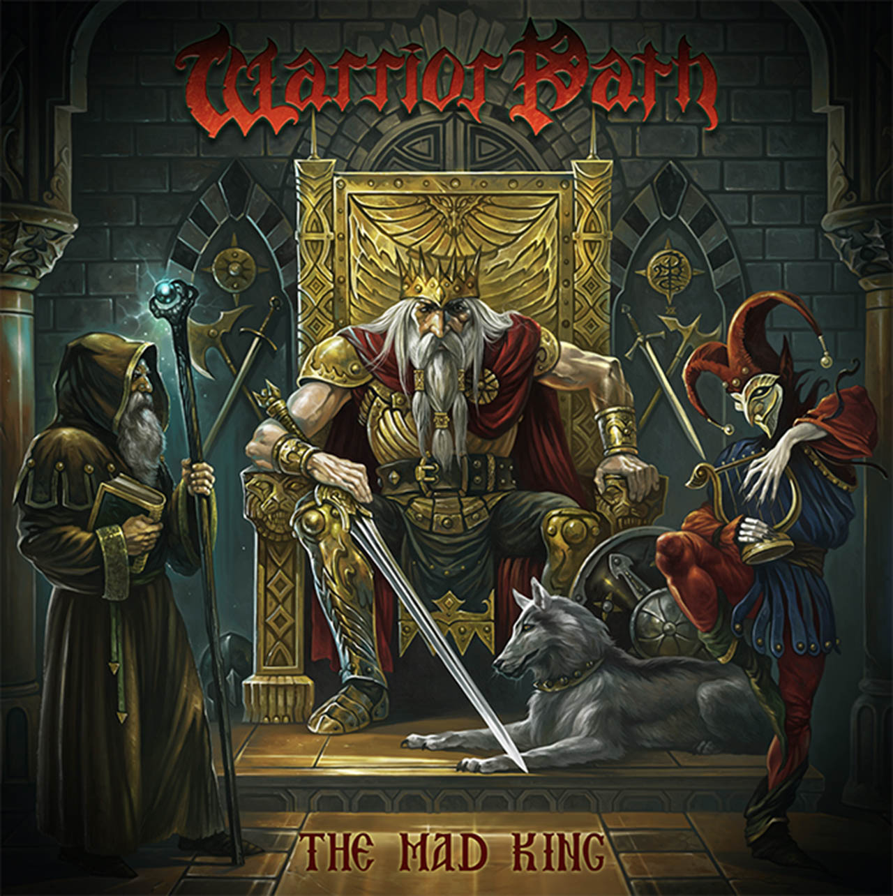 Warrior Path - The Mad King Album