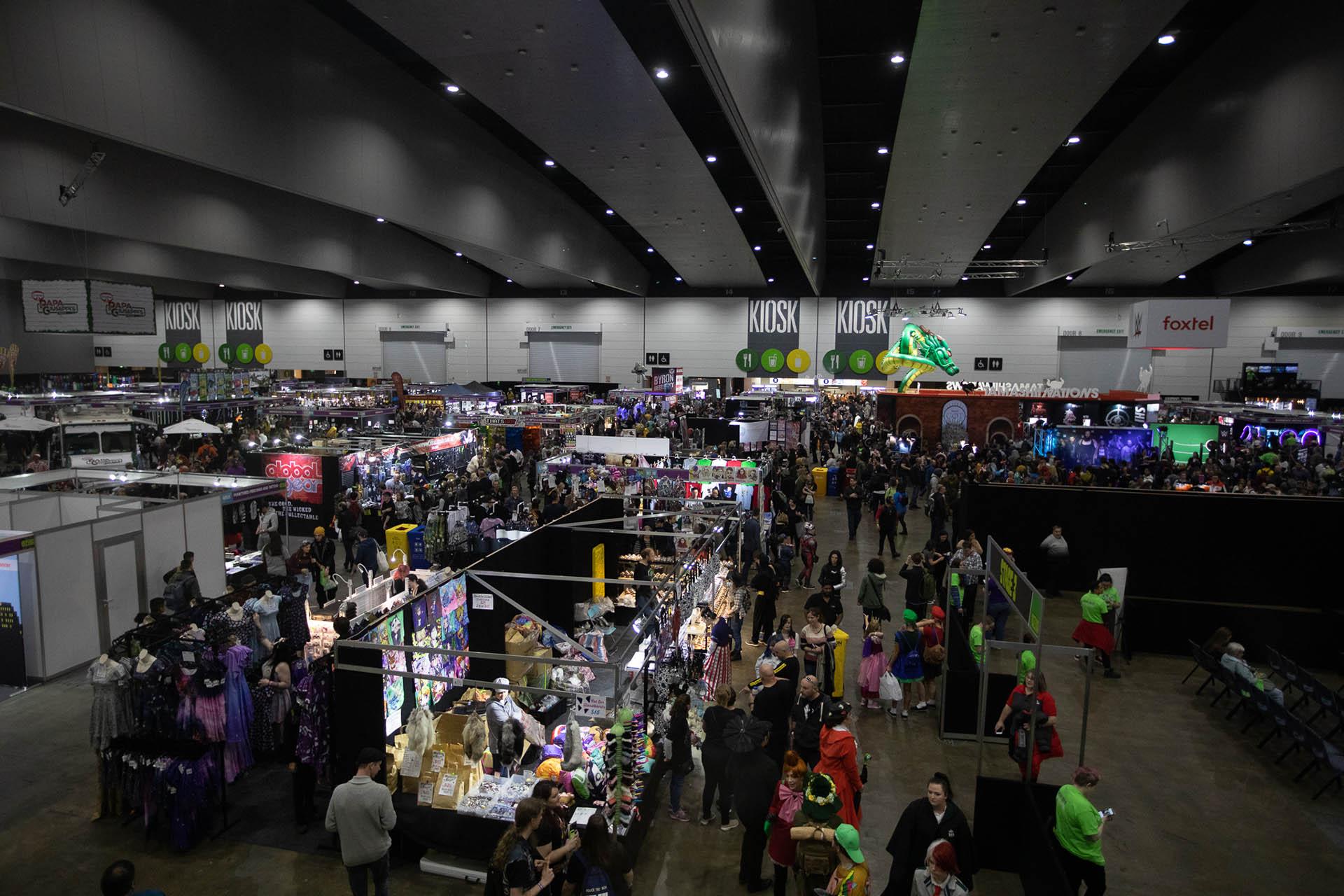 OZ Comic Con - OCC