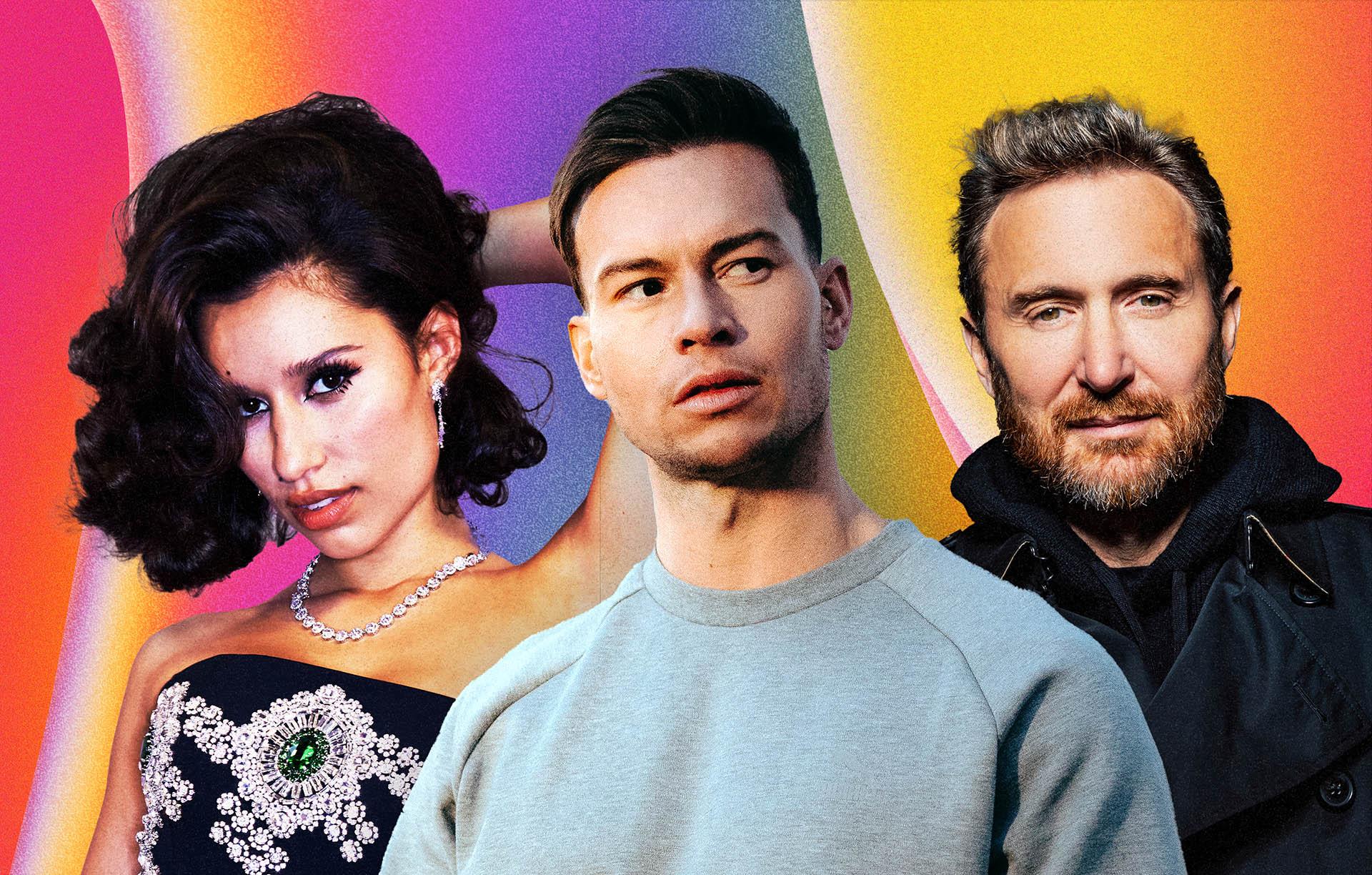 Bed - RAYE, Joel Corry, David Guetta