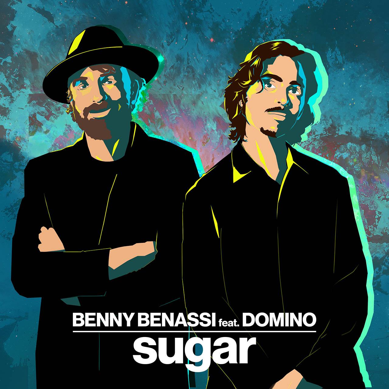 Benny Benassi feat Domino - Sugar