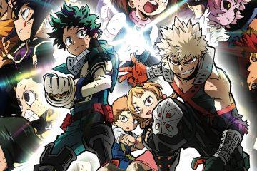 My Hero Academia - Heroes Rising Anime