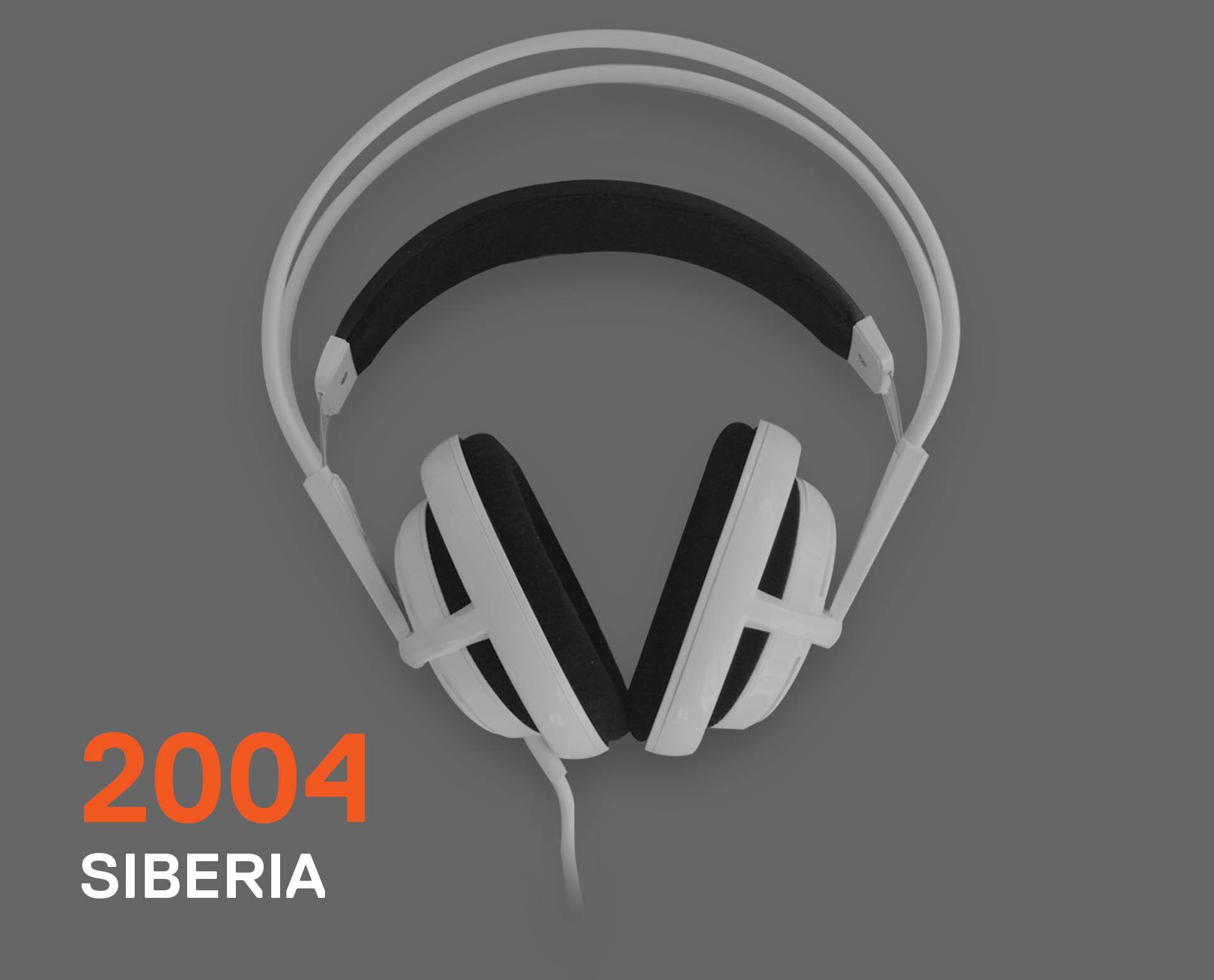 Steelseries Siberia Headset - 2004