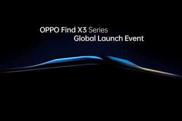 OPPO Find X3 teaser