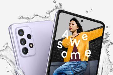 Samsung Galaxy A Series - A72 2021