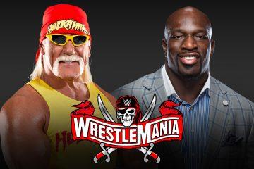 WWE Wrestlemania 2021