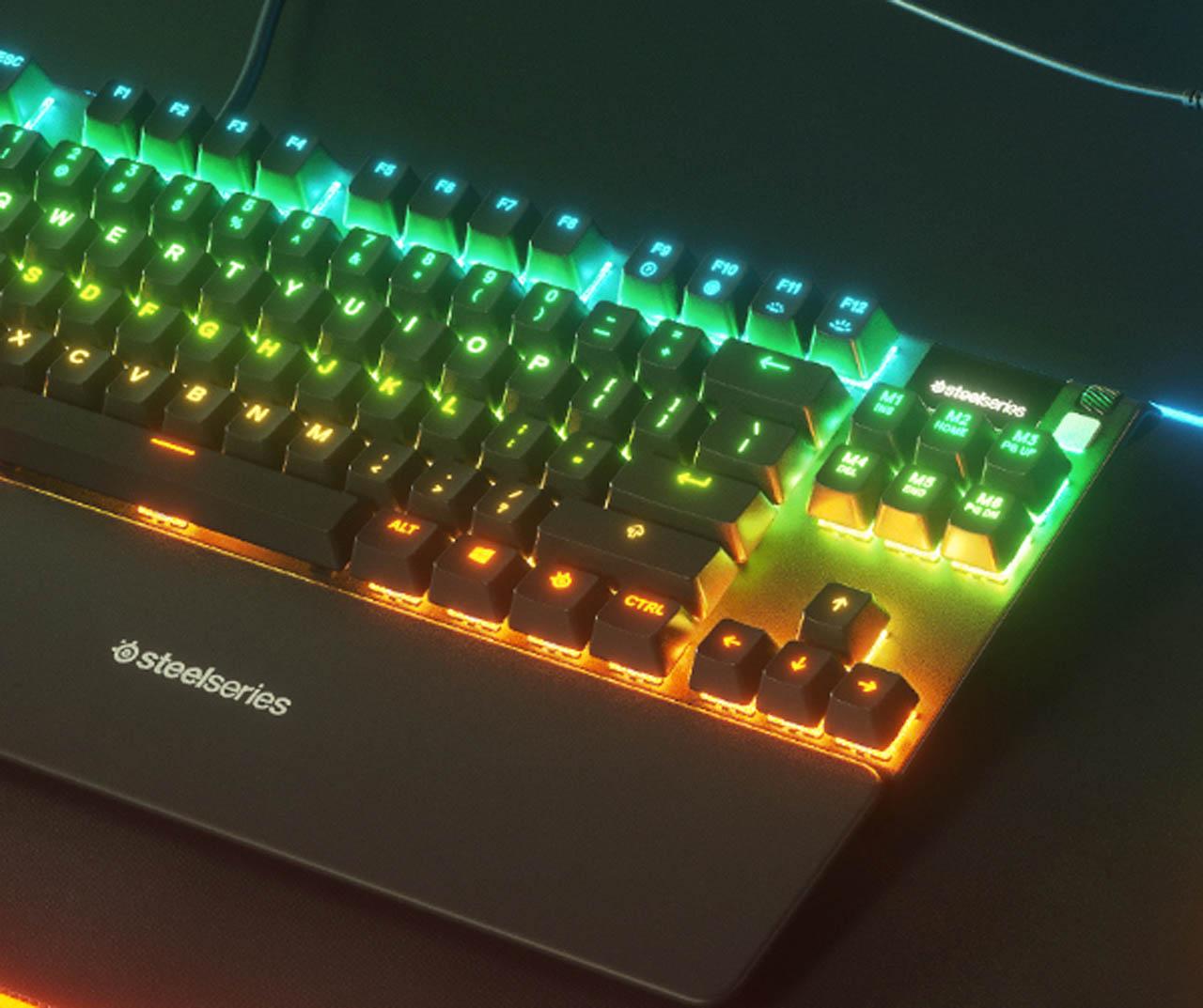 Steelseries Apex 7 TKL Mechanical Keyboard