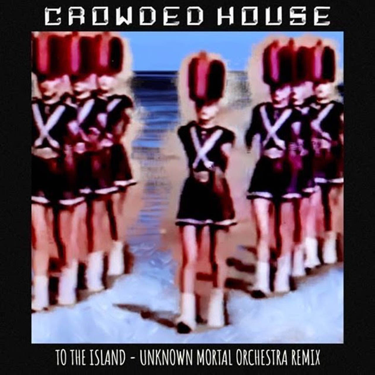 Crowded House - To the Island