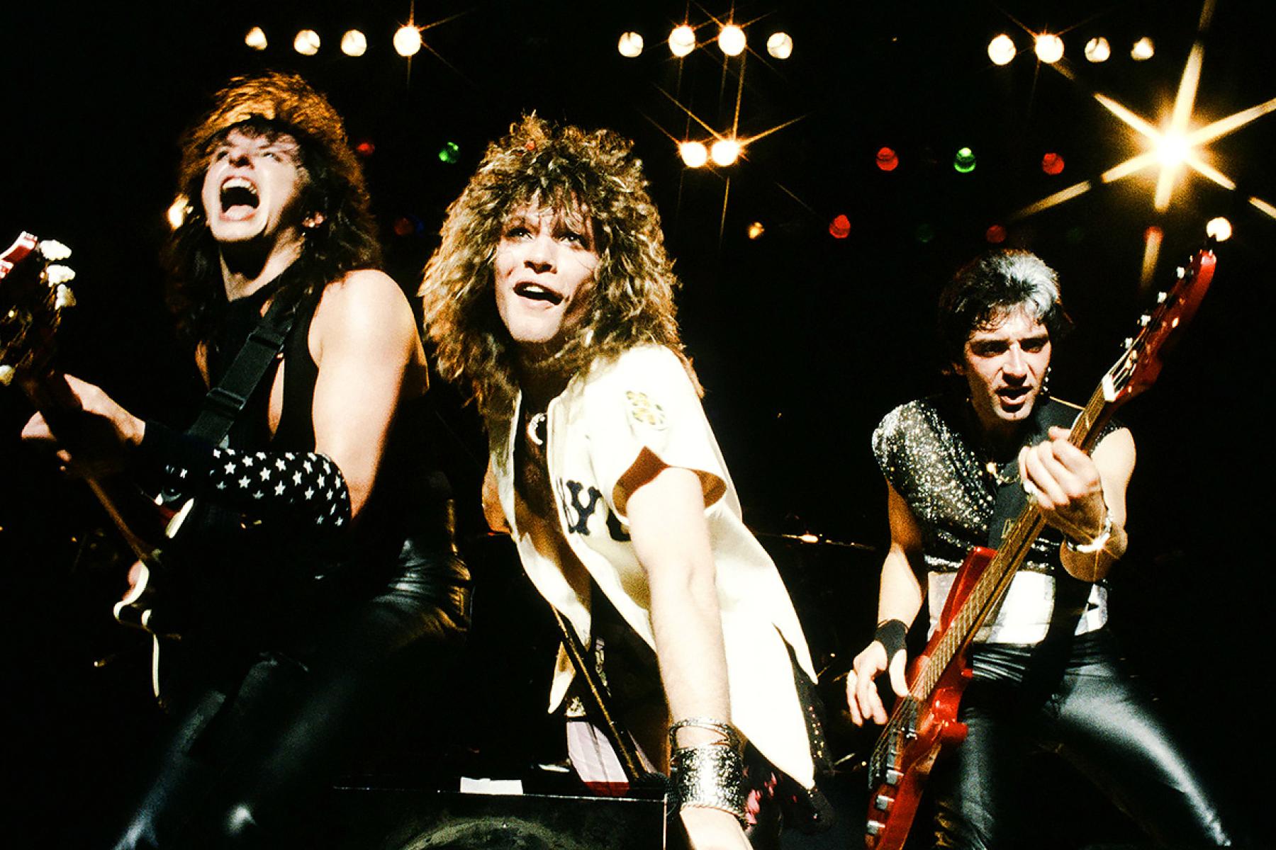 Bon Jovi - 1980s
