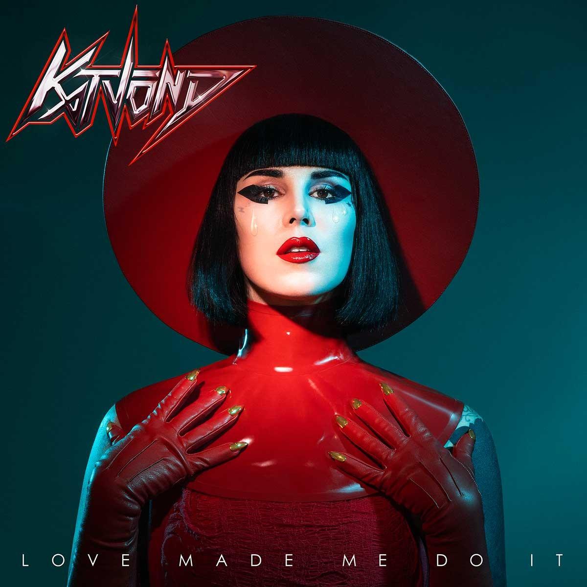 Kat Von D - Love Made Me Do It - album