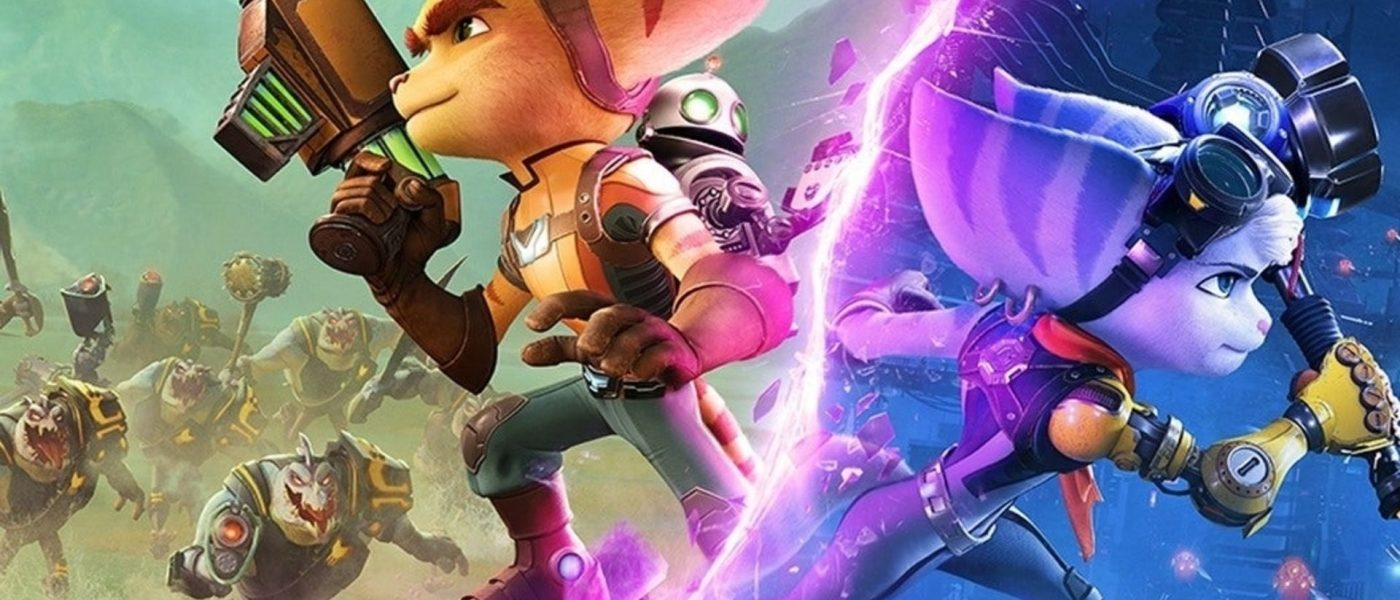Ratchet and Clank - Rift Apart