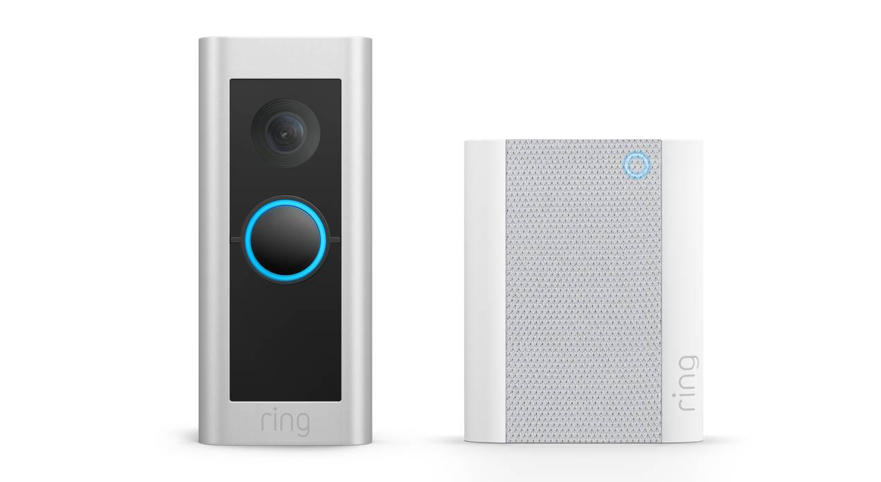 Ring Video Doorbell Pro 2 w Chime