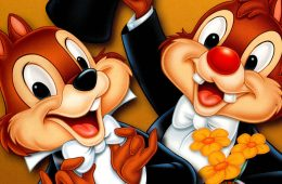 Disney Chip n Dale Park Live Series