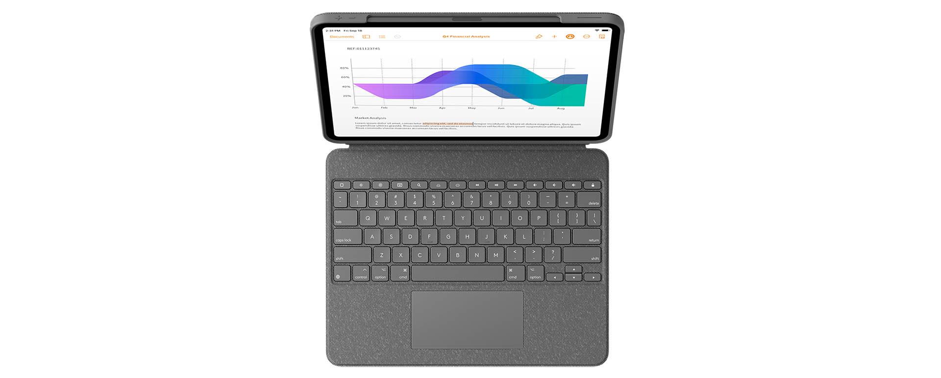 Logitech iPad TouchPad Pro