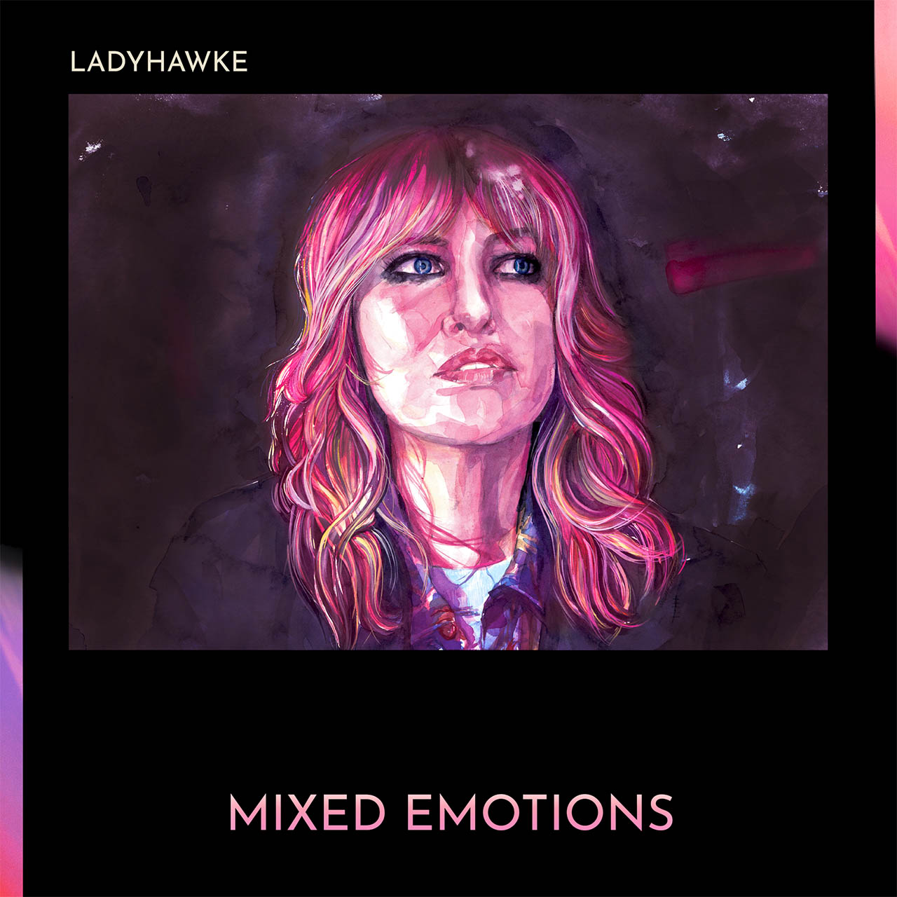 LADYHAWKE MIXED EMOTIONS