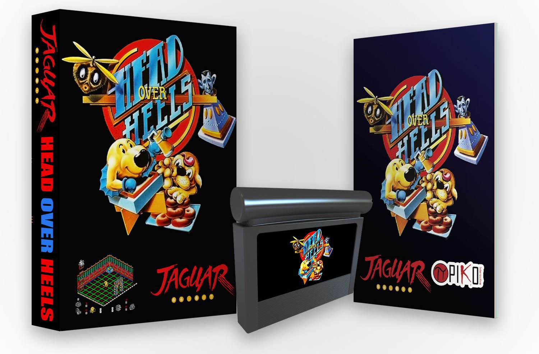 Atari Jaguar - Head over Heels