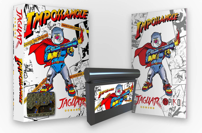 Atari Jaguar - Impossamole