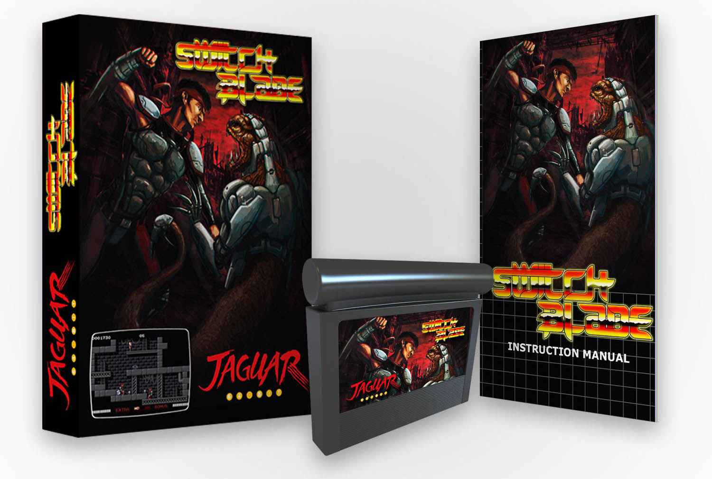 Atari Jaguar - Switch Blade