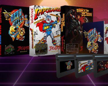 Funstock - Atari Jaguar Games