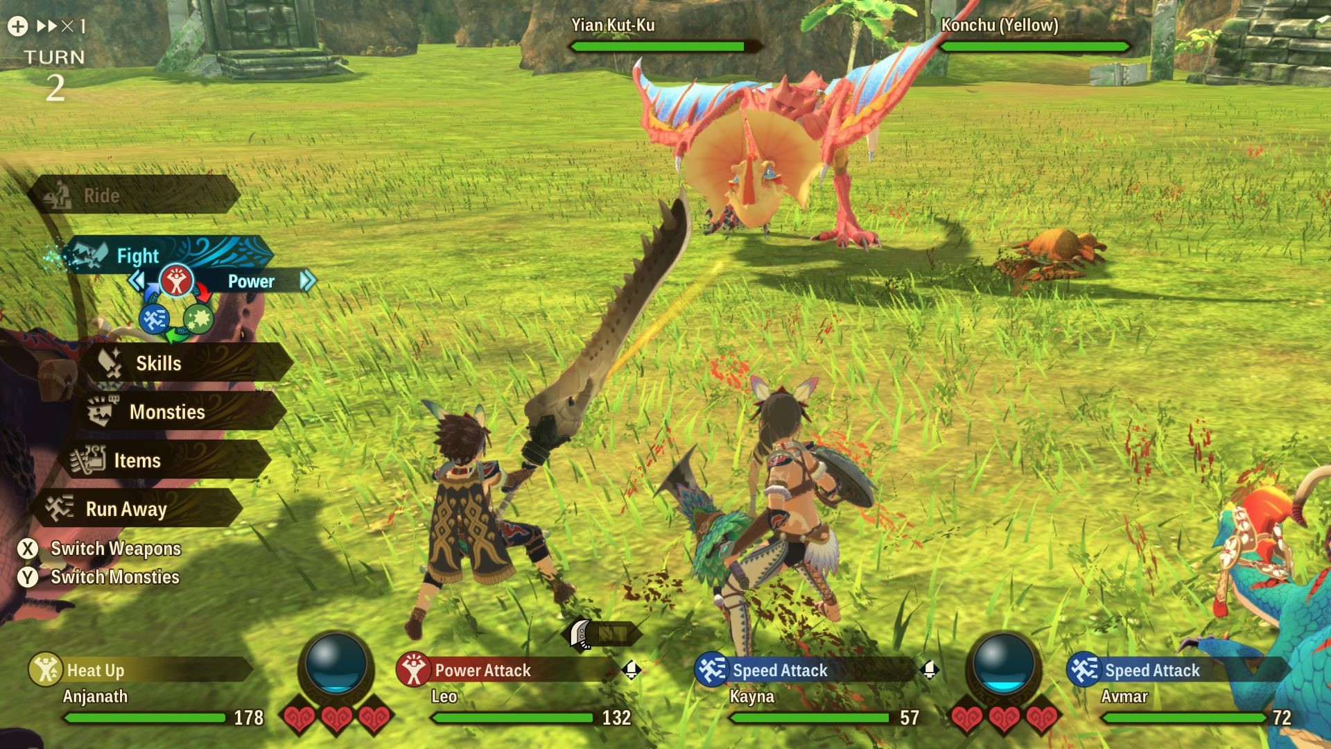 Monster Hunter Stories 2 - Wings of Ruin