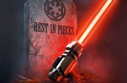 Lego Star Wars - Terrifying Tales