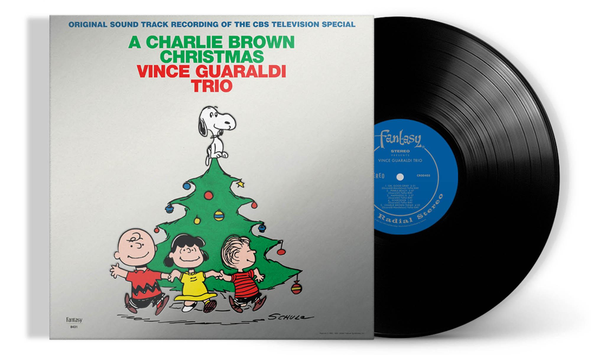 'A Charlie Brown Christmas' - Vinyl