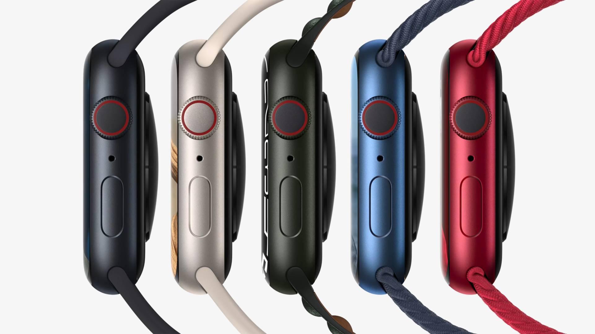 Apple Watch7