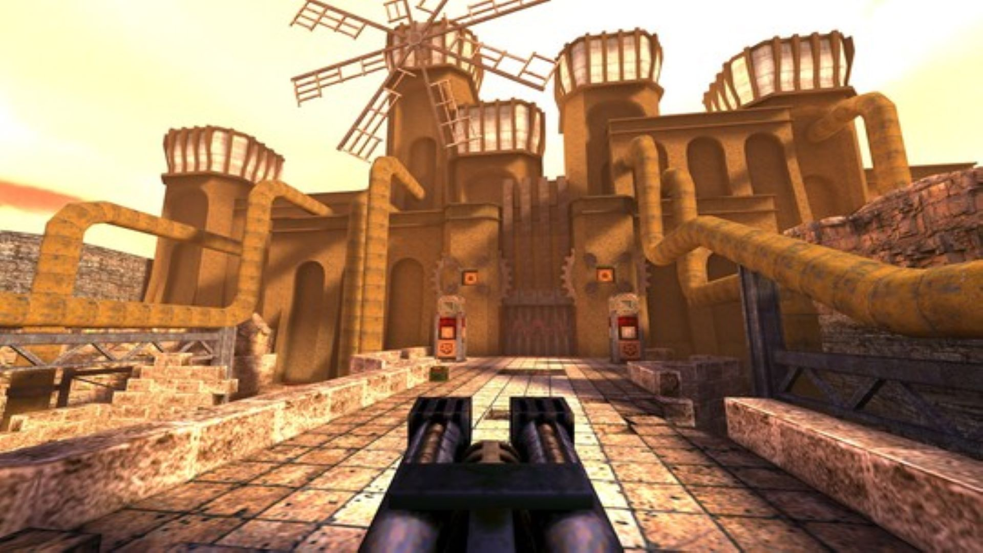 Quake Enhanced