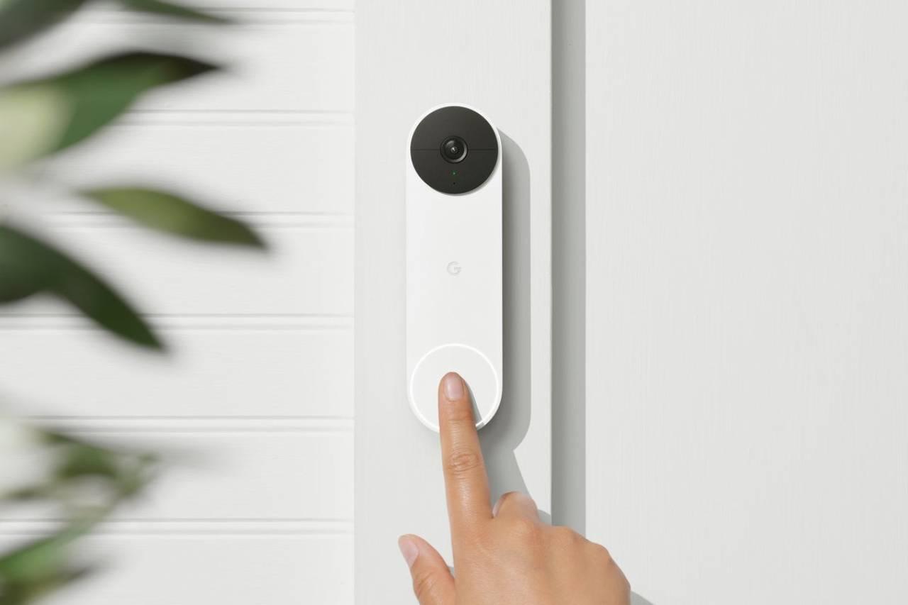 Google Nest Doorbell