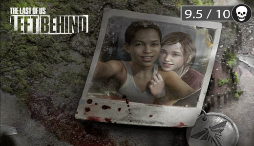 Amazon.com: The Last of Us: Left Behind DLC - PS3 [Digital ...