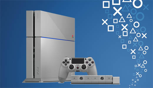 Sony Announce 20th Anniversay Limited Edition Ps4 Console