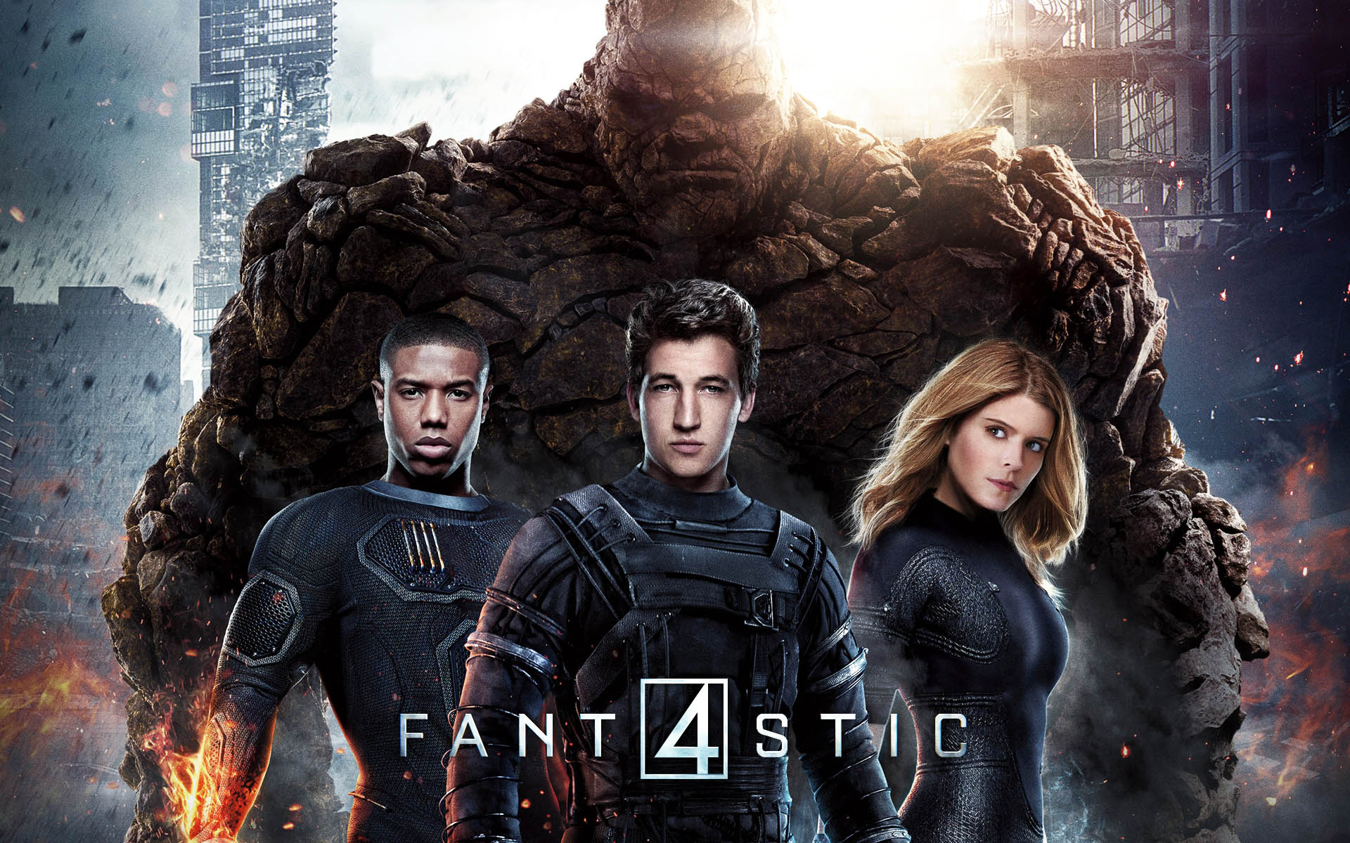 """""""The newest iteration of Fantastic Four""""."""