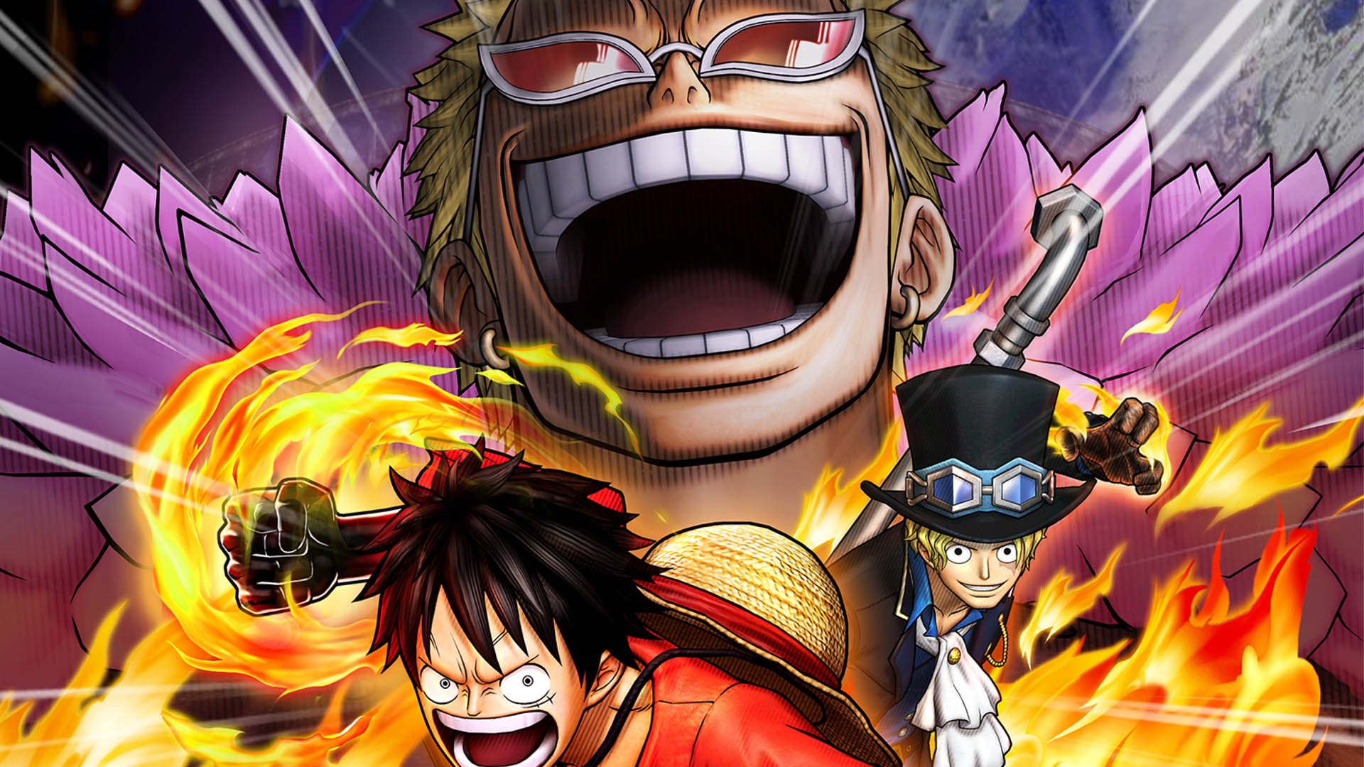 One Piece Pirate Warriors 3 Review - STG
