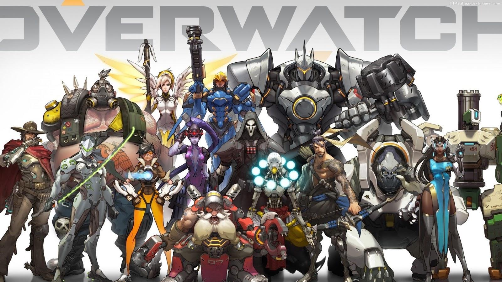 Скачать игру overwatch на пк