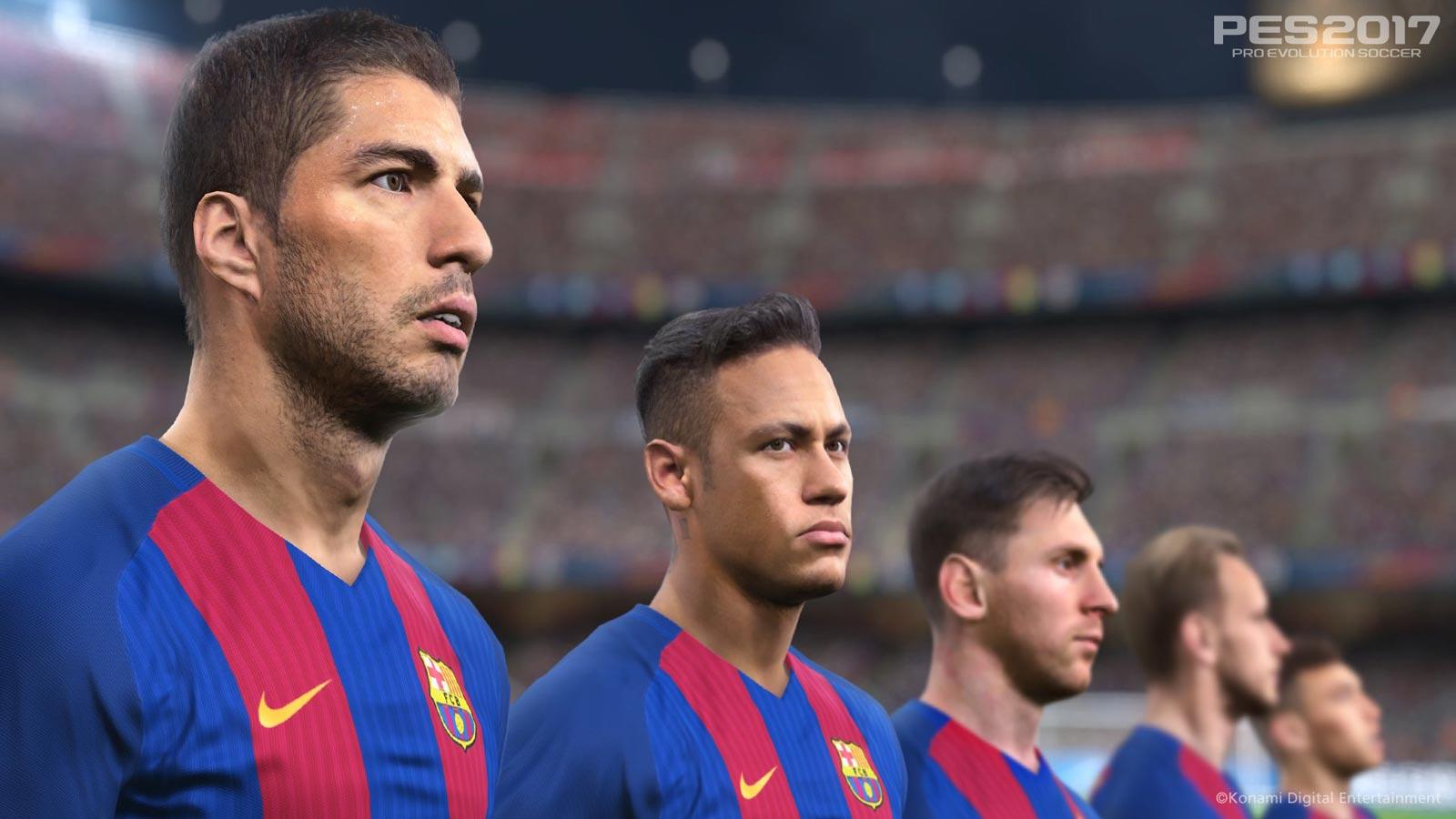 Pro evolution soccer 2017 скачать на пк.