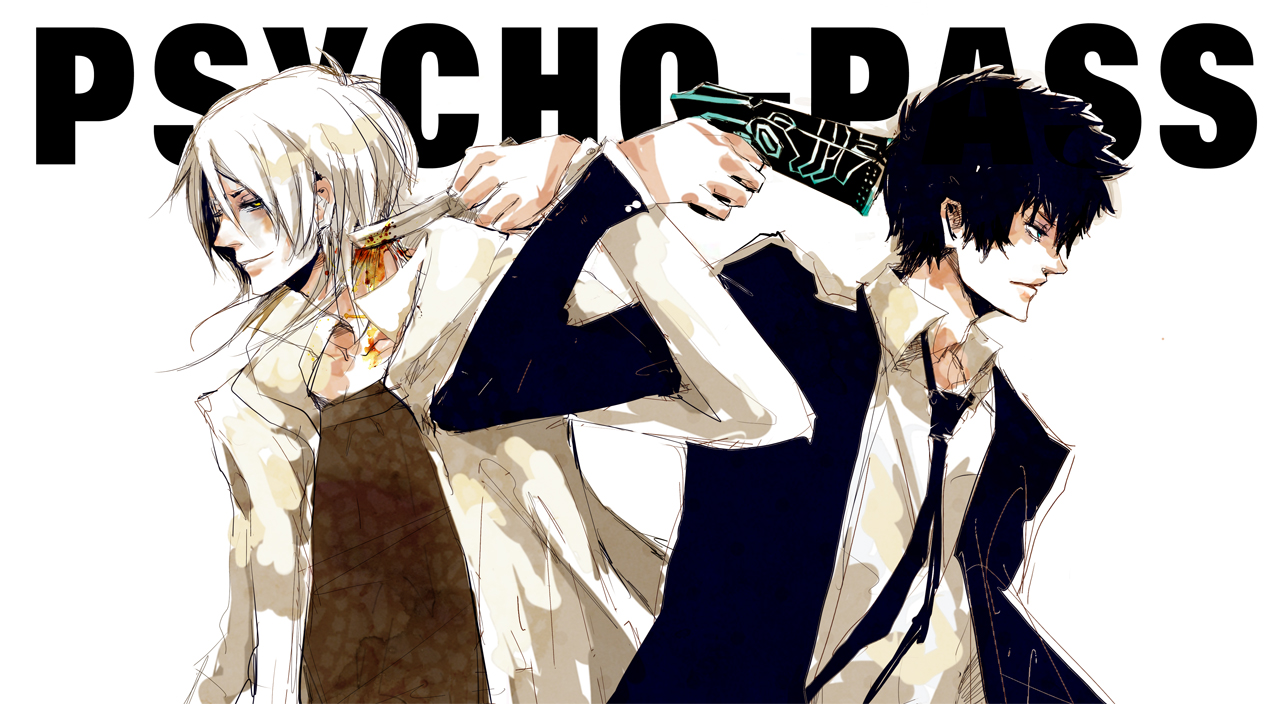 Psycho-Pass (Madman – 2016) Review – STG
