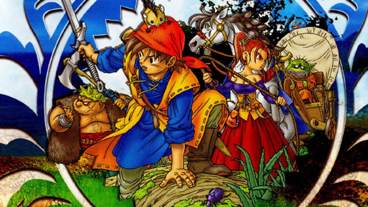 THE NEW YEAR WILL BRING A NEW WORLD TO SAVE WITH DRAGON QUEST VIII JOURNEY O