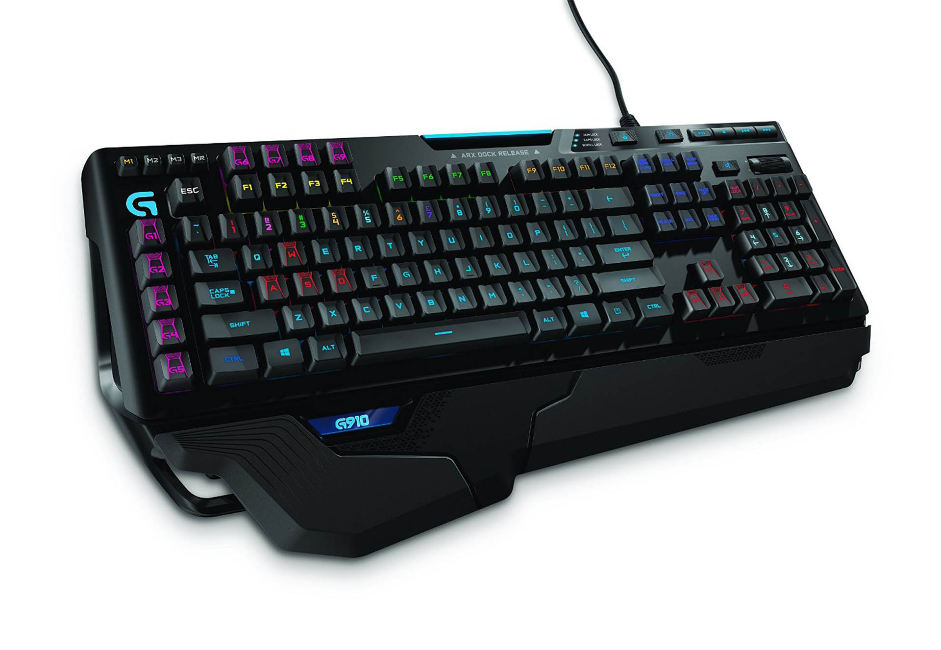 Logitech Orion Spectrum G910 Mechanical Gaming Keyboard Review – STG