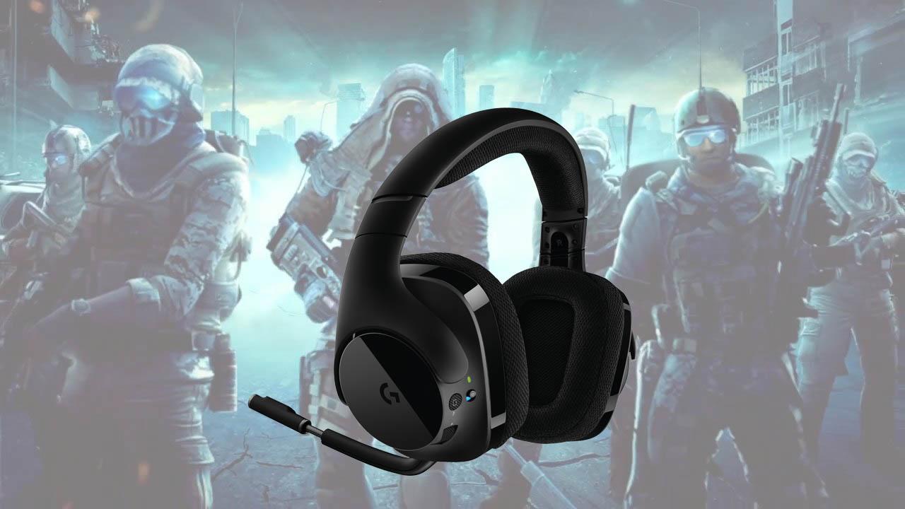 Logitech G533 Gaming Headset Review – STG