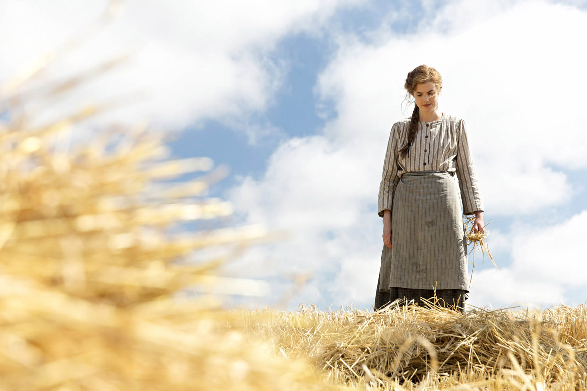 sunset song essay chris guthrie Sunset song, about a rural scottish girl growing to womanhood in the years before world war i, is one of the great director terence davies' best films: an example of old school and new school mentalities coming together to create a challenging and unique experience the movie feels as if it could.