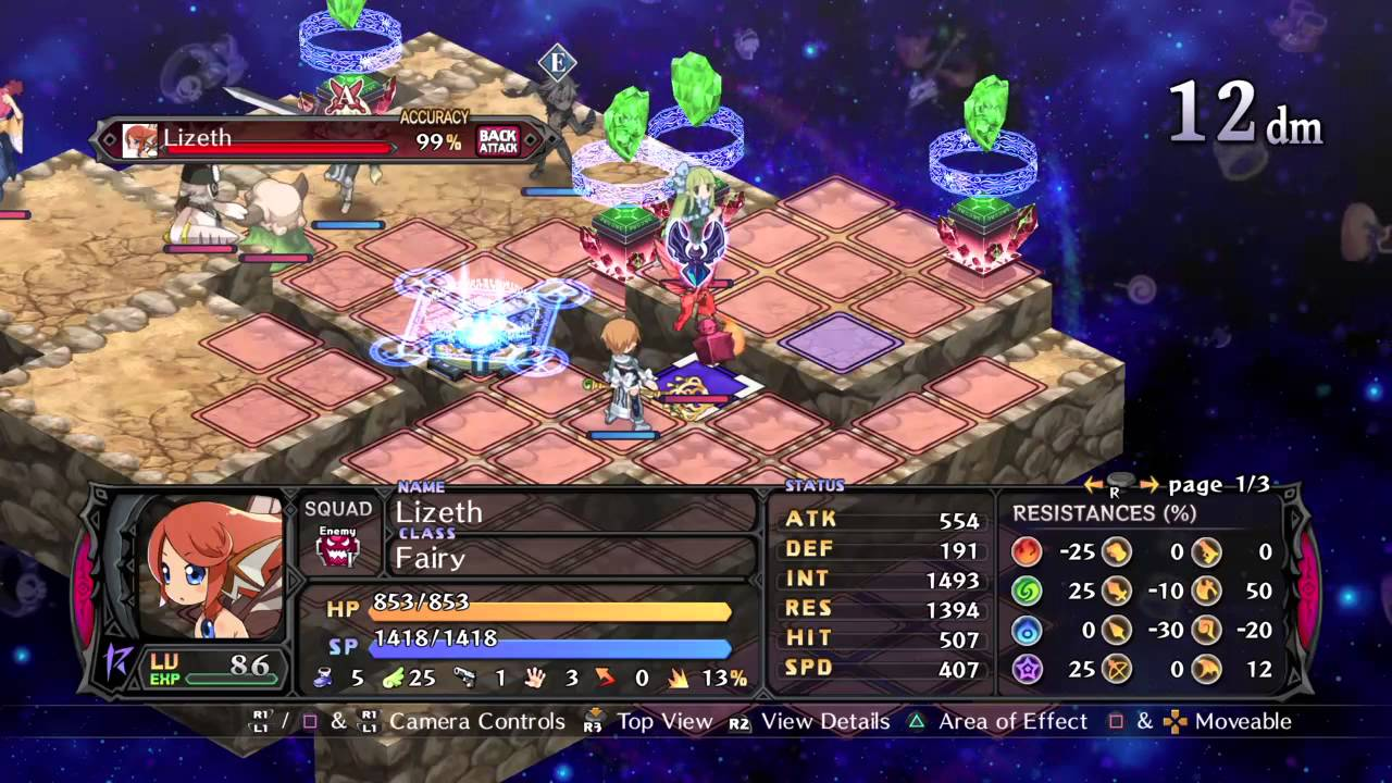 Disgaea 5 Complete Nintendo Switch Review Stg Other Games Try To Merge Strategy Rpg Elements Into Genres Mixed Effect But Stays True Its Purist Genre