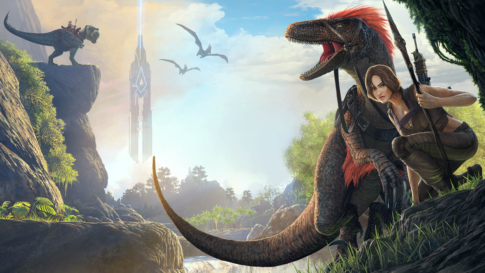 SUMTHING ELSE MUSIC WORKS TO RELEASE SOUNDTRACK FOR ARK: SURVIVAL EVOLVED.  STG News