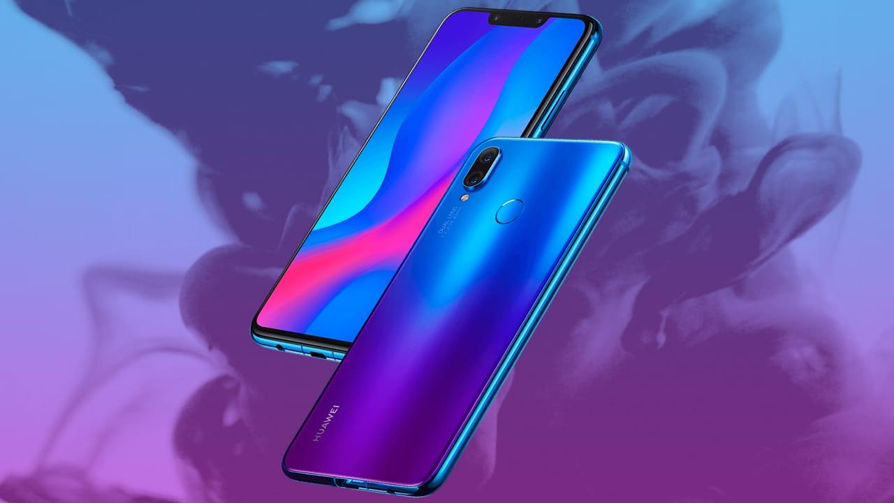 Introducing The Huawei Nova 3i Stg