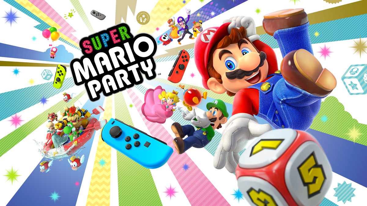 Super Mario Party (Switch) Review – STG