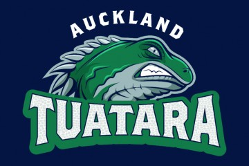 Auckland Tuatara Baseball Team New Zealand