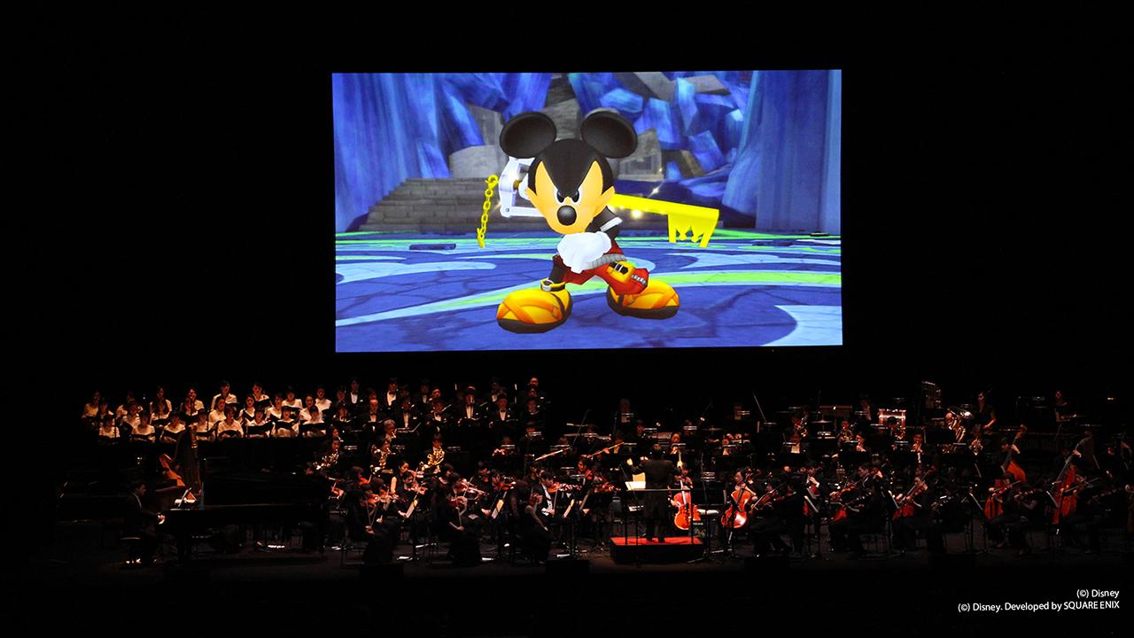 Kingdom Hearts - World of Tres