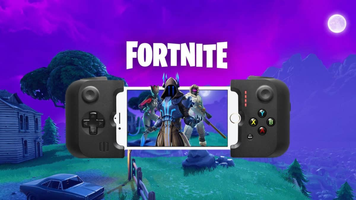Gamevice Fortnite