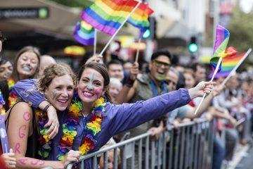 Sydney LGBT Mardi Gras