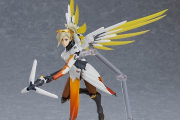 Mercy - figma Good Smile Company
